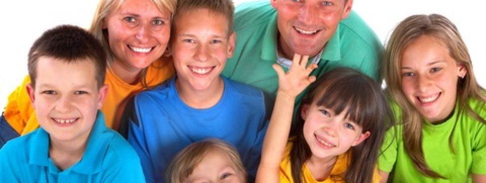 Healthy People Create Healthy Happy Families